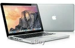 Apple Macbook Pro 13 De Base I5-3210m Dual-core 2,5 Ghz 4 Go 500 Go Md101ll / A