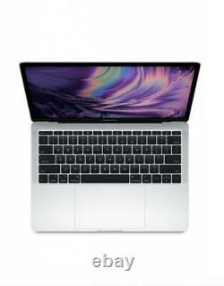 Apple Macbook Pro 13 I5 2.3ghz 8 Go 128 Go Mpxq2b/a A Grd (juin 2017)12 M Wrnty