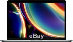 Apple Macbook Pro 13 I5 Intel Barre Tactile 512go (2020) Espace Gris Mwp42ll / A