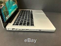 Apple Macbook Pro 13 / Intel 2,2 Ghz / 8 Go Ram / 500go Hd / Garantie 2 Ans