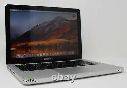 Apple Macbook Pro 13 Intel Core 2 Duo High Sierra 10.13 Fatturabile Grado B