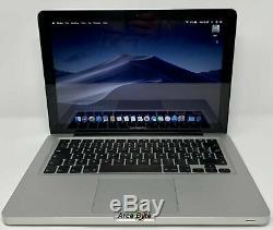 Apple Macbook Pro 13 Intel Core I5 256 Go Ssd Ram De 8 Go Mojave Grado A Fatturabile
