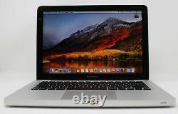 Apple Macbook Pro 13 Intel Core I5 2.3ghz 2011 High Sierra Fatturabile Grado B