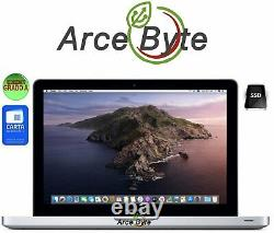 Apple Macbook Pro 13 Intel Core I5 Ram Ssd 250 Go 8 Go Catalina Grado A Fatturabi