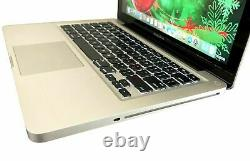 Apple Macbook Pro 13 Laptop Core I5 8 Go Ram 500 Go Hd 2 Yr Warranty