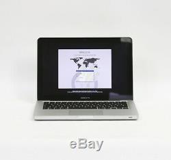 Apple Macbook Pro 13 MID 2012 2.5ghz I5 Md101ll / A 4 Go De 500 Go A1278 Mac Grade B