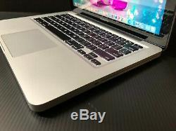 Apple Macbook Pro 13 Mac Laptop / I5 2.3ghz Upgraded 8 Go De Ram 1to Hd / Garantie