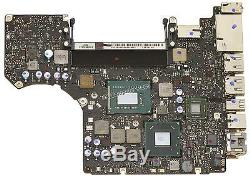 Apple Macbook Pro 13 Mi-2012 A1278 Md101ll / A La Carte Logique Avec Cpu I5 661-6588