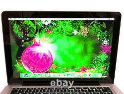 Apple Macbook Pro 13 Ordinateur Portable 1 To Ssd 16 Go Ram Osx-2019 Garantie