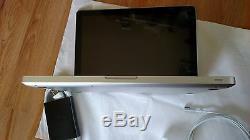 Apple Macbook Pro 13 / Ordinateur Portable 2,4 Ghz / 16 Go / Nouveau Disque Dur Sshd De 1 To. Mac Os High Sierra