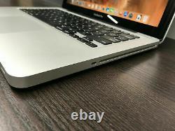 Apple Macbook Pro 13 Ordinateur Portable 500 Go Garantie Osx