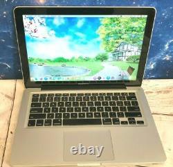 Apple Macbook Pro 13 Ordinateur Portable 8 Go De Ram + 500 Go Hd Osx-2017 + Garantie 2 Ans