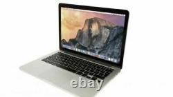 Apple Macbook Pro 13 Ordinateur Portable Intel I5 2.5ghz 4go Ram 500go Hdd MI 2012 Mojave