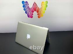 Apple Macbook Pro 13 Ordinateur Portable Remis À Neuf 500 Go Garantie Macos