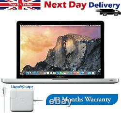 Apple Macbook Pro 13 Ordinateur Portable Rénové Intel Core I5 4 Go Ram 750 Go Disque Dur 2012