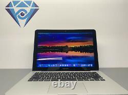 Apple Macbook Pro 13 Ordinateur Portable Utilisé 500 Go Osx-2020 Garantie