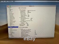 Apple Macbook Pro 13 Pouces, Core I5 À 2,6 Ghz, 8 Go De Ram, Ssd De 128 Go, 2014 (p86)