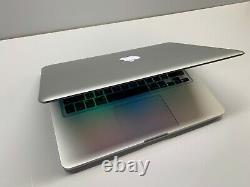 Apple Macbook Pro 13 Pre-retina Intel 8 Go Ram 500 Go Macos 2017