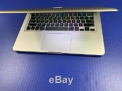 Apple Macbook Pro 13 Pré-rétine Intel Garantie 3 Ans 8gb Ram 1tb Ssd