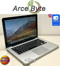 Apple Macbook Pro 13 Processeurs Intel Core I5 2.3ghz Fatturabile Ricondizionato A1278