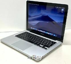 Apple Macbook Pro 13 Processeurs Intel Core I5 À 2,5 Ghz 2012 Fattura Ricondizionato Catalina
