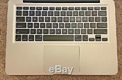 Apple Macbook Pro 13 Ram 16 Go Ssd 1to I5 2.4ghz Macos 2019 Catalina