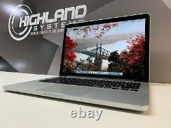 Apple Macbook Pro 13 Retina 2015-2016 2.7ghz I5 / 8 Go De Ram / 512 Go Ssd / Garantie
