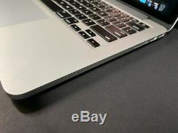 Apple Macbook Pro 13 Retina 2.6ghz 8 Go Ram 500 Go Ssd Garantie Turbo