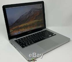 Apple Macbook Pro 13 Ssd Intel 256 Ram 4gb Grado A Fatturabile Ricondizionato