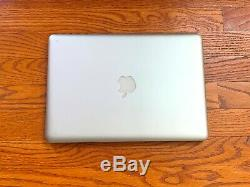Apple Macbook Pro 13 Turbo 2.7-3.4ghz 16 Go I7 2tb Complet Nouveau Ssd DVD 5 Cycles