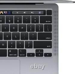 Apple Macbook Pro 13in (256 Go Ssd, M1, 8 Go) Ordinateur Portable Myd82ll/a