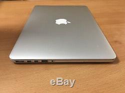 Apple Macbook Pro 13po, 2.7ghz Core I5, 8 Go Ram, 128 Go Ssd, 2015 (p92)