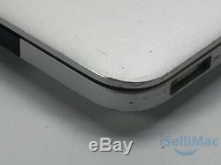 Apple Macbook Pro 15 2013 2.3ghz Ssd 512 Go 16 Go A1398 Me294ll / A + C Année