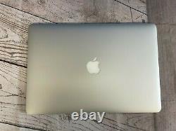 Apple Macbook Pro 15 (2015) Quad Core I7 16 Go Ram + 256 Go Ssd Os Big Sur