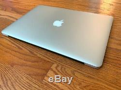 Apple Macbook Pro 15 2015 Retina Turbo Core I7 4870hq 2.5-3.7ghz 16 Go Ssd 1to M370x