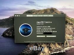 Apple Macbook Pro 15,4 (500 Go, 8-core Intel Core I9, 2,3 Ghz, 32 Go)