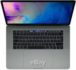 Apple Macbook Pro 15,4 Pouces 2016 2,6 Ghz Barre Tactile Core I7 16 Go 256 Go Spacegrau