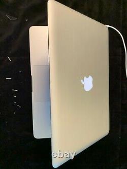 Apple Macbook Pro 15,4 Quad-core I7 2.0ghz, 8 Go/16 Go Ram, 120 Go Jusqu'à 1 To Ssd