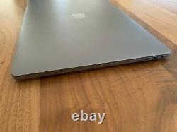 Apple Macbook Pro 15,4 Zoll (512 Go, Intel Core I7 8. Général 4.3ghz, 16 Go)