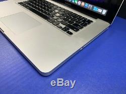 Apple Macbook Pro 15 8gb Ram 1to Garantie 3 Ans Intel Pre-rétine