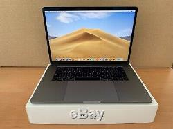 Apple Macbook Pro 15, Core I7,16 Go À 2,6 Ghz, Ssd 256 Go, Barre Tactile 2016 (p61)