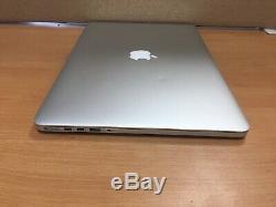 Apple Macbook Pro 15, Core I7 2,2 Ghz, 16 Go Ram, Ssd 256 Go, Année 2015