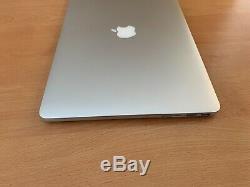 Apple Macbook Pro 15, Core I7 À 2,2 Ghz, Ram 16 Go, Ssd 256 Go, 2014 (p81)