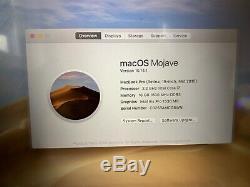 Apple Macbook Pro 15, Core I7 À 2,2 Ghz, Ram 16 Go, Ssd 256 Go, 2015 (p66)