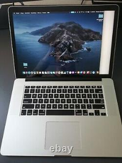 Apple Macbook Pro 15 I7 16 Go De Ram 256 Go Ssd Intel Iris Pro 2014