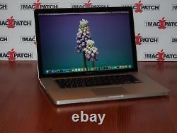 Apple Macbook Pro 15 I7 Pre-retina + Loaded! + 16 Go Ram + 2 To Disque Dur