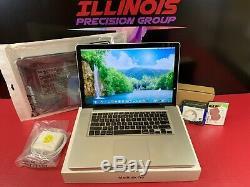 Apple Macbook Pro 15 Intel Core 2 Turbo 8 Go Ram 1to Modernisation Osx