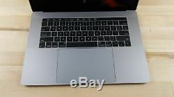 Apple Macbook Pro 15 Intel Core I7 2,9 Ghz Ram Ram 16go Ssd 512 Go Touchbar