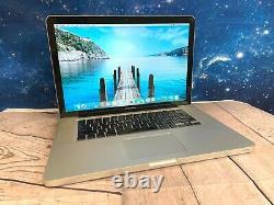 Apple Macbook Pro 15 Ordinateur Portable 4 Go De Ram + 120 Go Ssd Mac Os 1 Yr Garantie