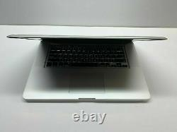 Apple Macbook Pro 15 Ordinateur Portable Pre-retina 16 Go Ram 1 To Ssd Quad Core I7 2.9ghz